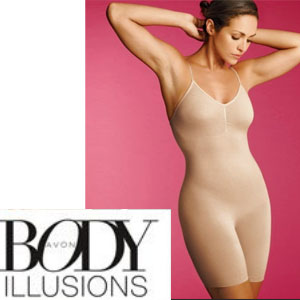 BODY ILLUSION LENCERIA