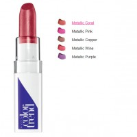 Avonshop Barra de Labios Kiss And Go Metallic Color Trend