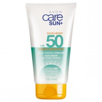 Avonshop Loción Solar Facial SPF 50 Avon Care Pure  and amp; Sensitive