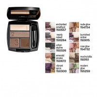 Avonshop Cuarteto de Sombra de Ojos Perfect Wear Avon True Colour
