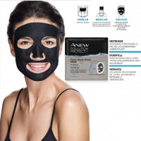 Avonshop Mascarilla Fresh Black Sheet