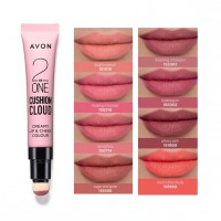 Avonshop Color para Labios y Mejillas 2 en 1 Avon Cushion Cloud