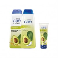 Avonshop Aguacate Pack  con locion corporal