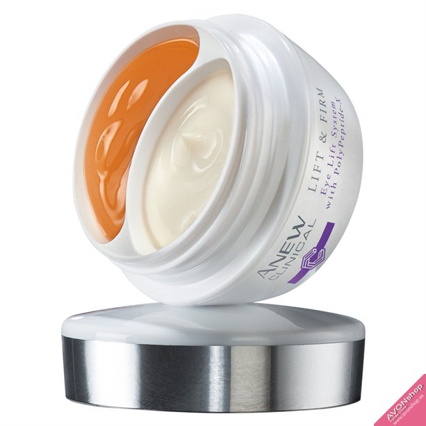 Anew Clinical Lift & Firm: Sistema Dual para Contorno de Ojos
