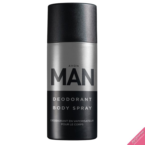Avon Man Spray Corporal