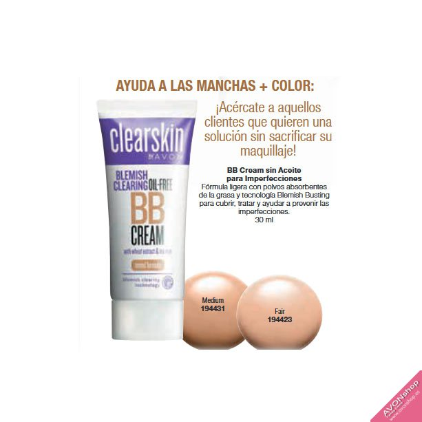 Blemish Clearing: Imperfecciones: Cream sin Aceite para Imperfecciones