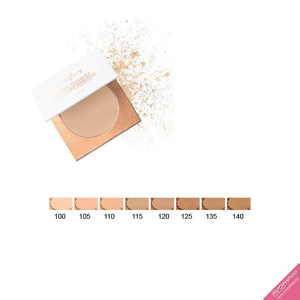 Base de Maquillaje en Polvo Compacto Pressed to Impress