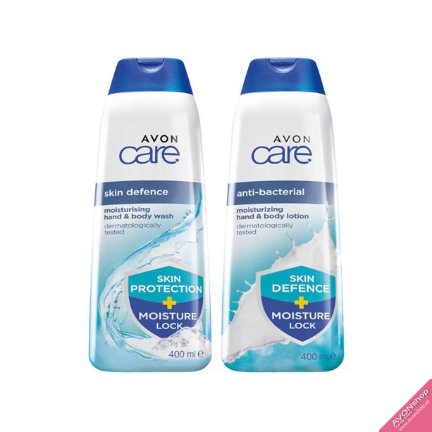 Skin Defence Pack Avon Care
